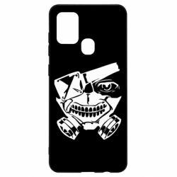 Чохол для Samsung A21s Tokyo Ghoul mask