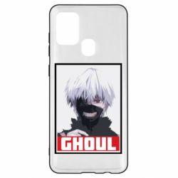 Чехол для Samsung A21s Tokyo Ghoul portrait