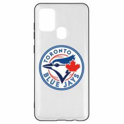 Чохол для Samsung A21s Toronto Blue Jays