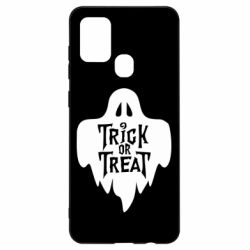 Чохол для Samsung A21s Trick or Treat