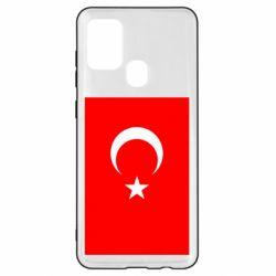 Чехол для Samsung A21s Турция