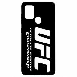 Чехол для Samsung A21s UFC