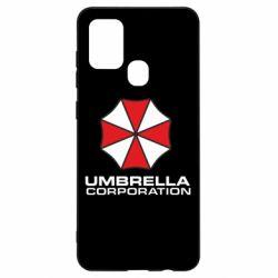 Чехол для Samsung A21s Umbrella