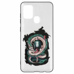 Чохол для Samsung A21s Віднесені привидами