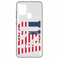 Чохол для Samsung A21s USA