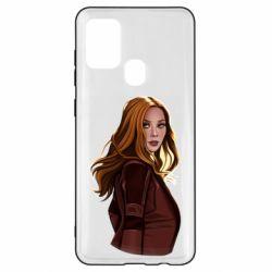 Чохол для Samsung A21s Vanda's portrait