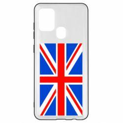 Чехол для Samsung A21s Великобритания