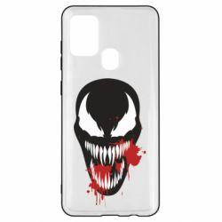 Чохол для Samsung A21s Venom blood