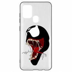 Чохол для Samsung A21s Venom jaw