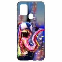 Чехол для Samsung A21s Venom slime