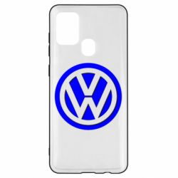Чохол для Samsung A21s Логотип Volkswagen