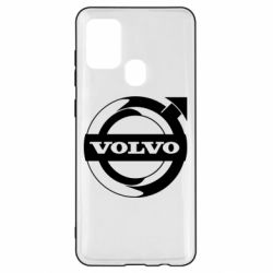 Чохол для Samsung A21s Volvo logo