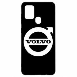 Чехол для Samsung A21s Volvo