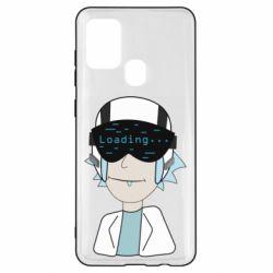 Чехол для Samsung A21s vr rick
