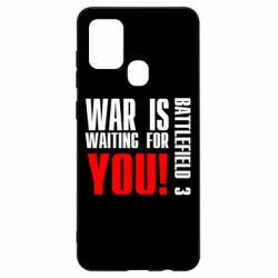 Чехол для Samsung A21s War is waiting for you!