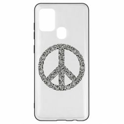 Чохол для Samsung A21s War Peace