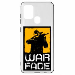 Чохол для Samsung A21s Warface