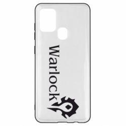 Чохол для Samsung A21s Warlock