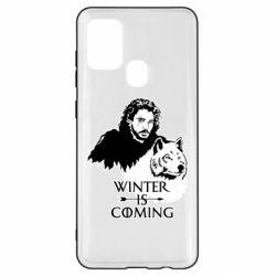 Чохол для Samsung A21s Winter is coming I