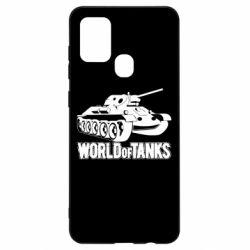 Чохол для Samsung A21s World Of Tanks Game