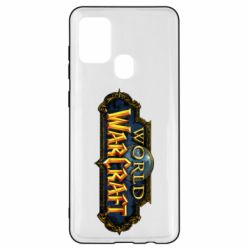 Чохол для Samsung A21s World of Warcraft game