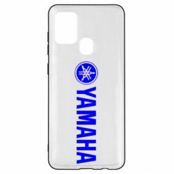 Чехол для Samsung A21s Yamaha Logo