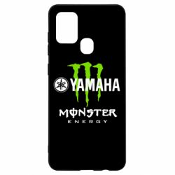 Чехол для Samsung A21s Yamaha Monster Energy