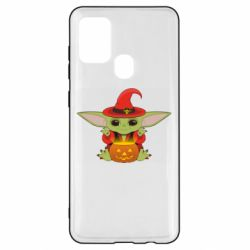 Чохол для Samsung A21s Yoda conjures