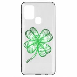 Чохол для Samsung A21s Your lucky clover