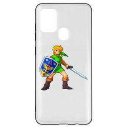 Чехол для Samsung A21s Zelda