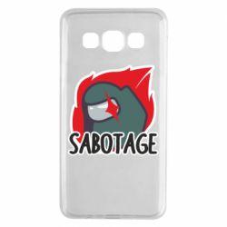 Чохол для Samsung A3 2015 Among Us Sabotage
