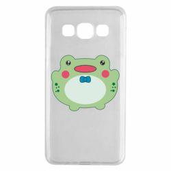 Чохол для Samsung A3 2015 Baby frog