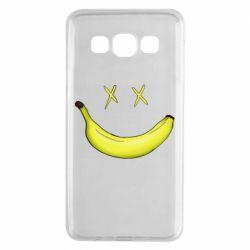 Чехол для Samsung A3 2015 Banana smile
