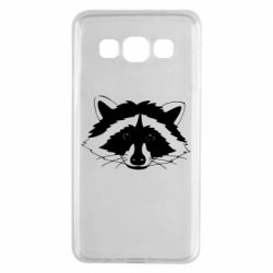 Чохол для Samsung A3 2015 Cute raccoon face