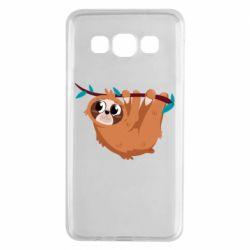 Чохол для Samsung A3 2015 Cute sloth