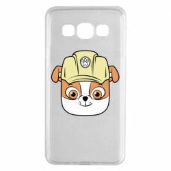 Чохол для Samsung A3 2015 Dog in helmet