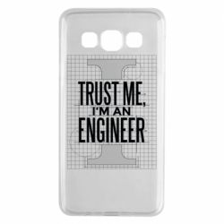 Чохол для Samsung A3 2015 Довірся мені я інженер