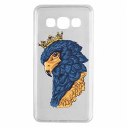 Чехол для Samsung A3 2015 Eagle with a crown on its head