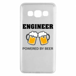 Чохол для Samsung A3 2015 Engineer Powered By Beer