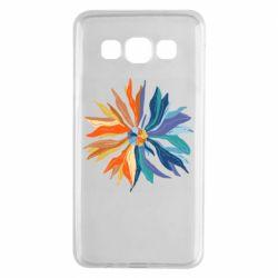 Чохол для Samsung A3 2015 Flower coat of arms of Ukraine