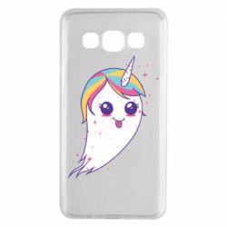 Чохол для Samsung A3 2015 Ghost Unicorn