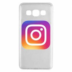 Чохол для Samsung A3 2015 Instagram Logo Gradient