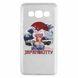 Чохол для Samsung A3 2015 Japan Kitty