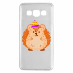 Чохол для Samsung A3 2015 Little hedgehog in a hat