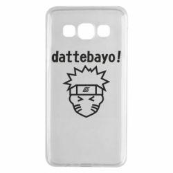 Чохол для Samsung A3 2015 Naruto dattebayo!