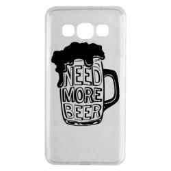 Чохол для Samsung A3 2015 Need more beer
