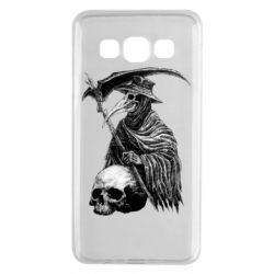 Чехол для Samsung A3 2015 Plague Doctor graphic arts