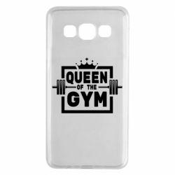 Чохол для Samsung A3 2015 Queen Of The Gym