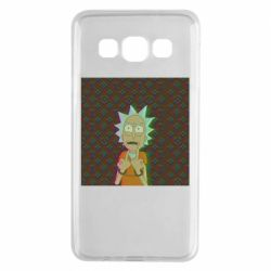 Чехол для Samsung A3 2015 Rick Fck Hologram
