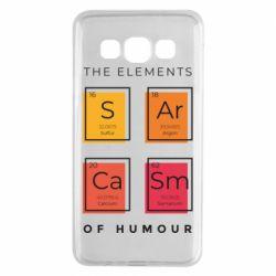 Чохол для Samsung A3 2015 Sarcasm